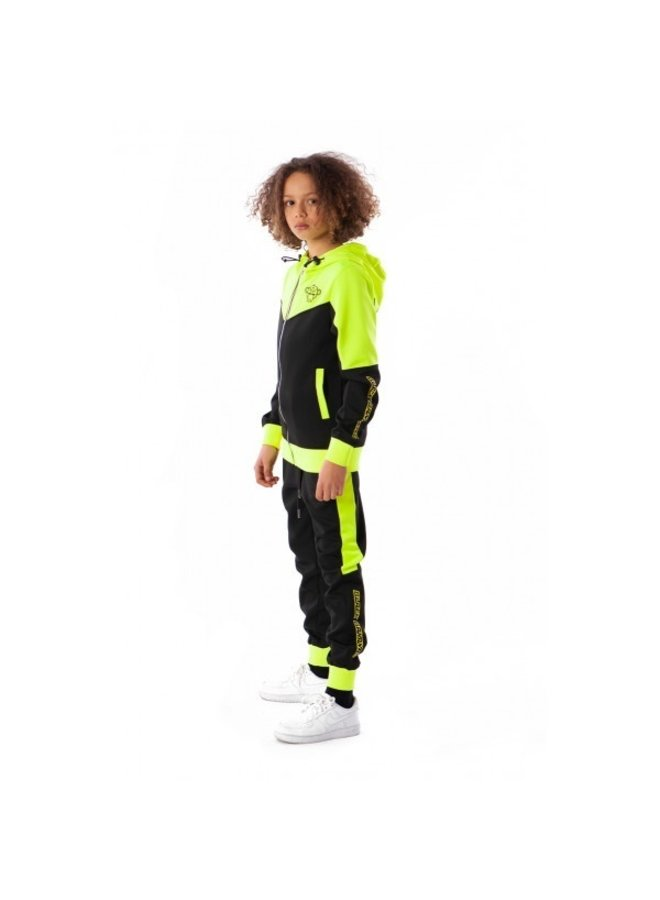 Black Bananas Kids - Club Tracksuit Yellow