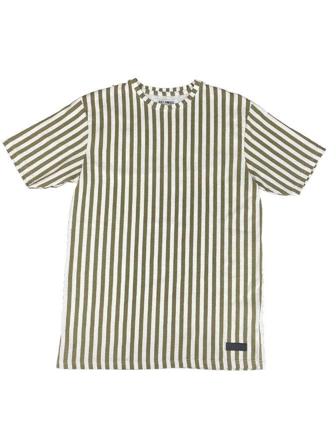 Just Junkies - Ross Tee Olive