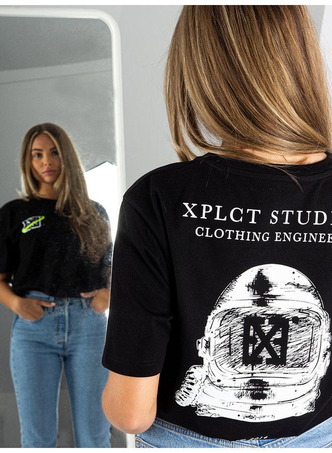 XPLCT Studios - Galaxy Tee Black