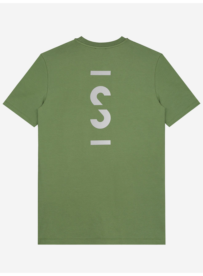 Sustain - Cybernetic Regular T-Shirt Bronze Green