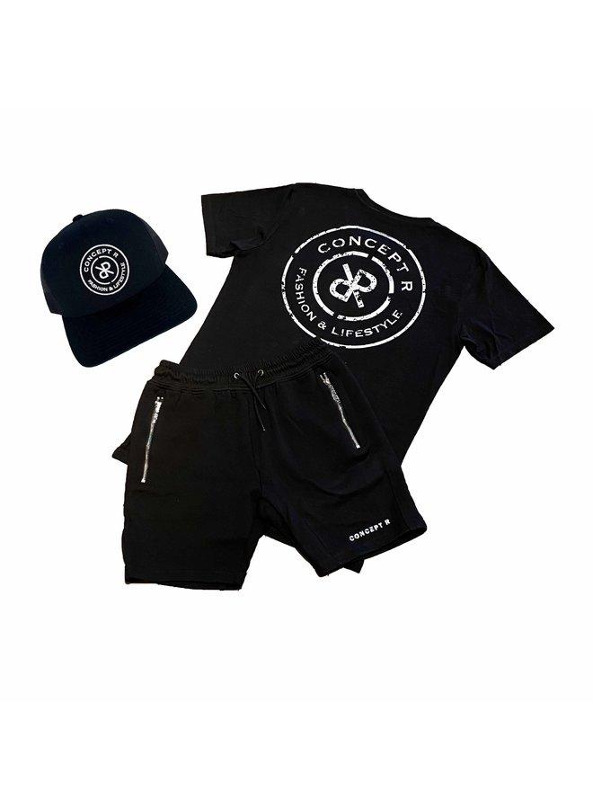Concept R - 2020 Summer Set Black + Gratis Cap!