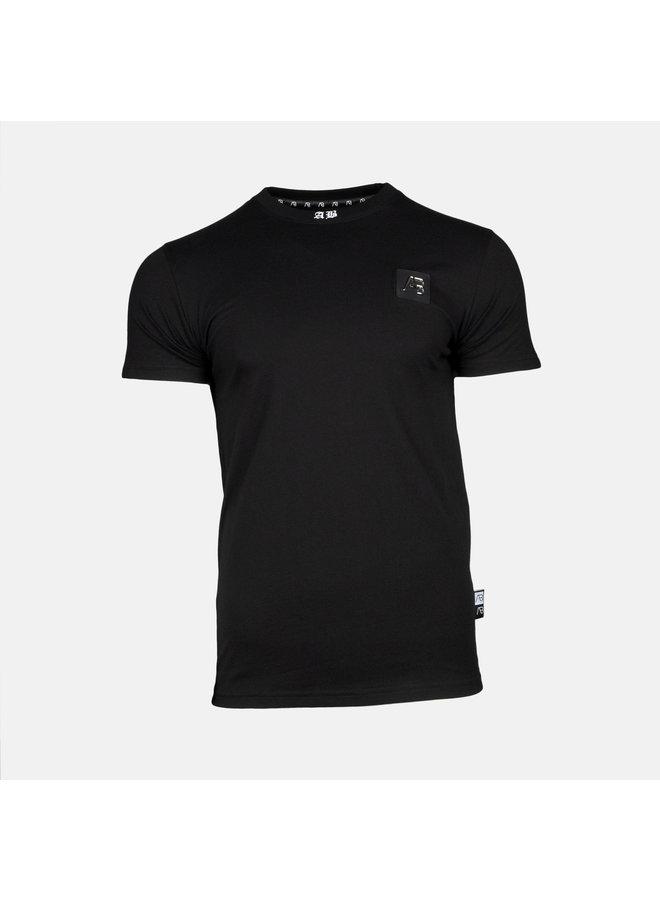 AB Lifestyle - El Vario Tee Black