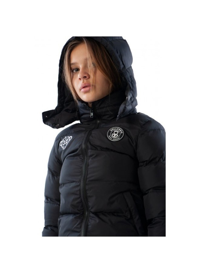 Black Bananas Kids - F.C. Bubble Coat Black
