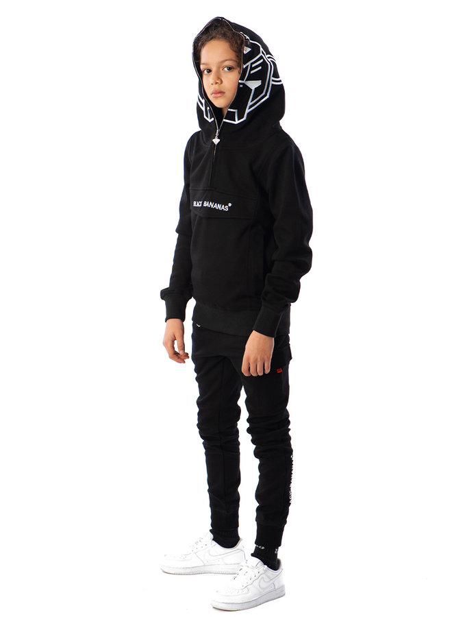 Black Bananas Kids - Incognito Tracksuit - Black