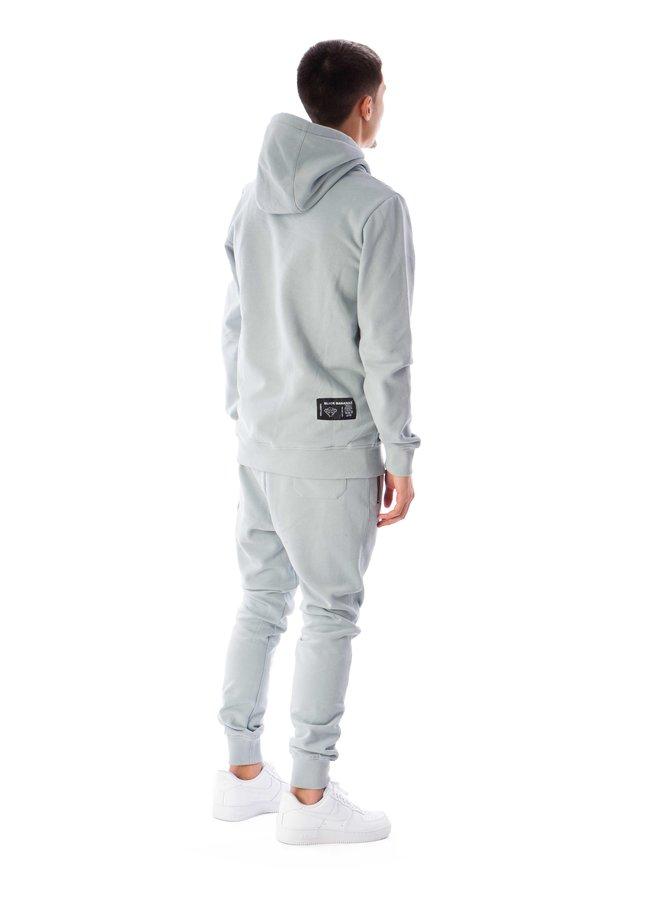 Black Bananas - Anorak Style Hoody Grey