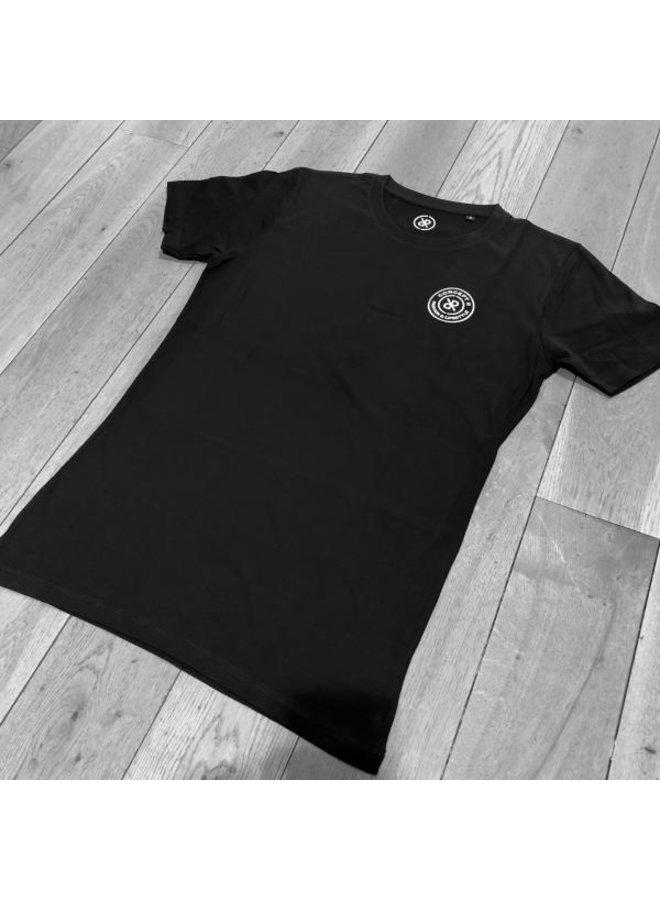 Concept R Kids - Brand Shirt Logo Black White