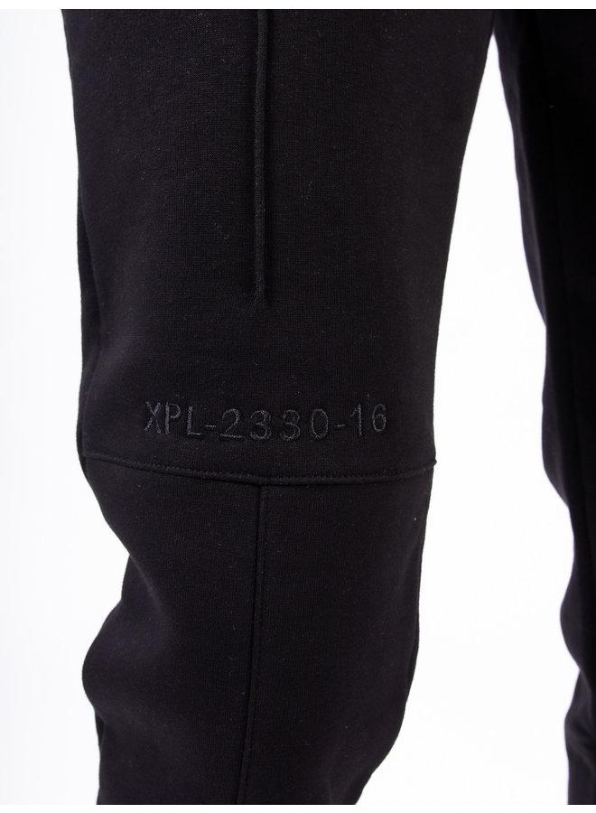 XPLCT Studios - Brand Pants Black / Red