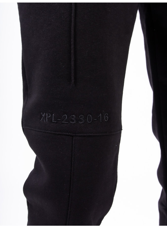 XPLCT Studios - Brand Pants Black / Red