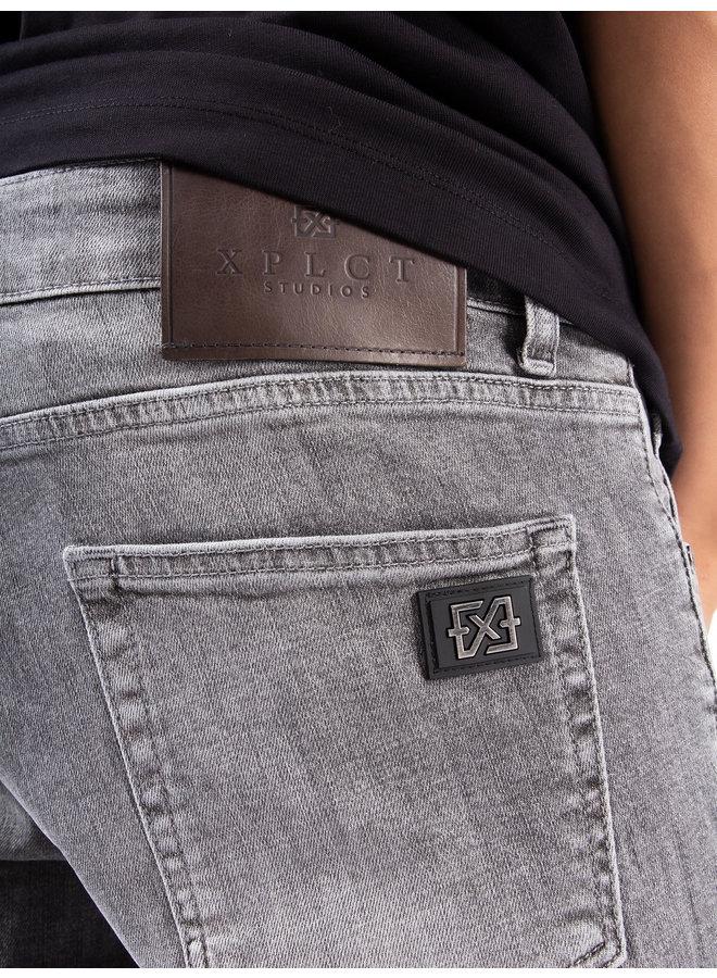 XPLCT Studios- Micro Jeans Grey