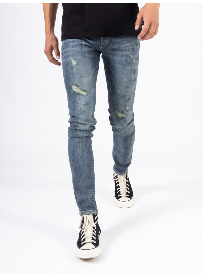 XPLCT Studios - Micro Jeans Sandwash