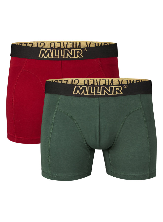 MLLNR - 2 Pack Red/Green