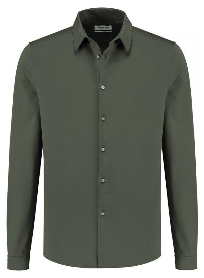 Circle of Trust - Aiden Shirt Green