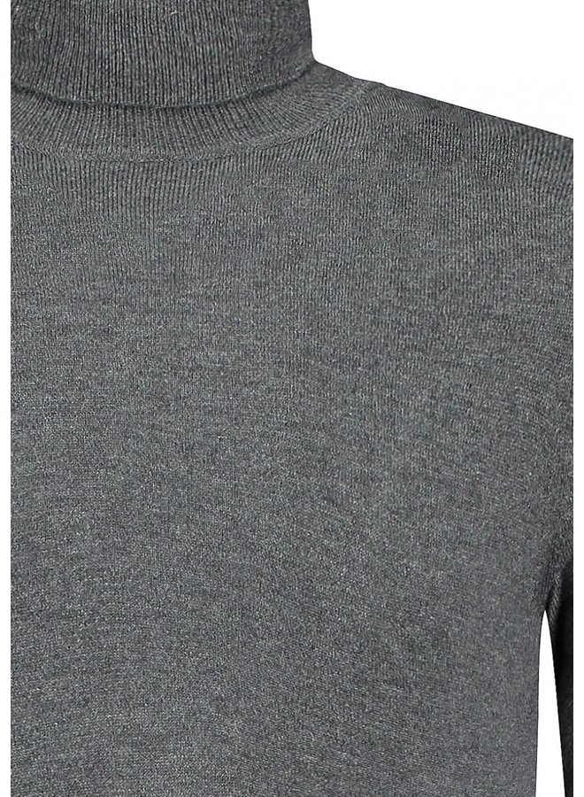 Circle of Trust - Stewart Turtleneck Grey