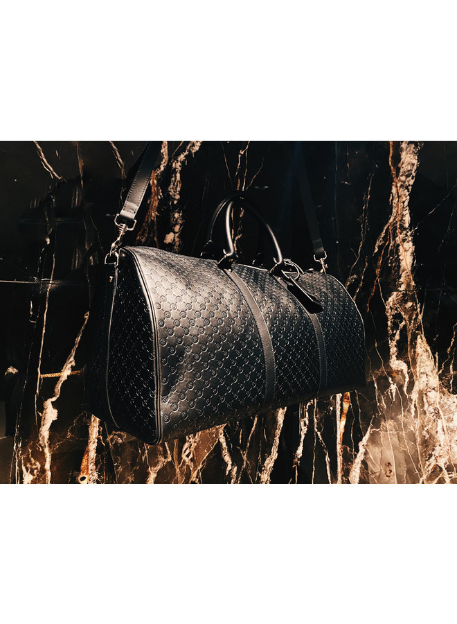 Concept R - Exclusive Leather Collection - Travel Bag Medium