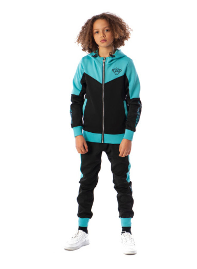Black Bananas Kids - Club Tracksuit Blue