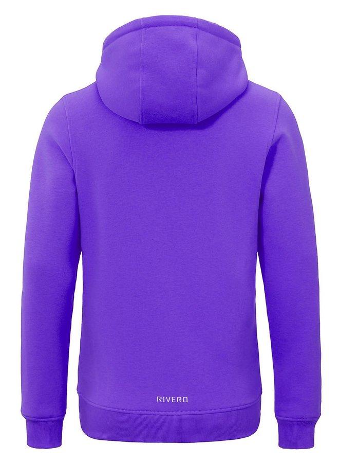 Rivero - Heartbreaker Hoodie Purple