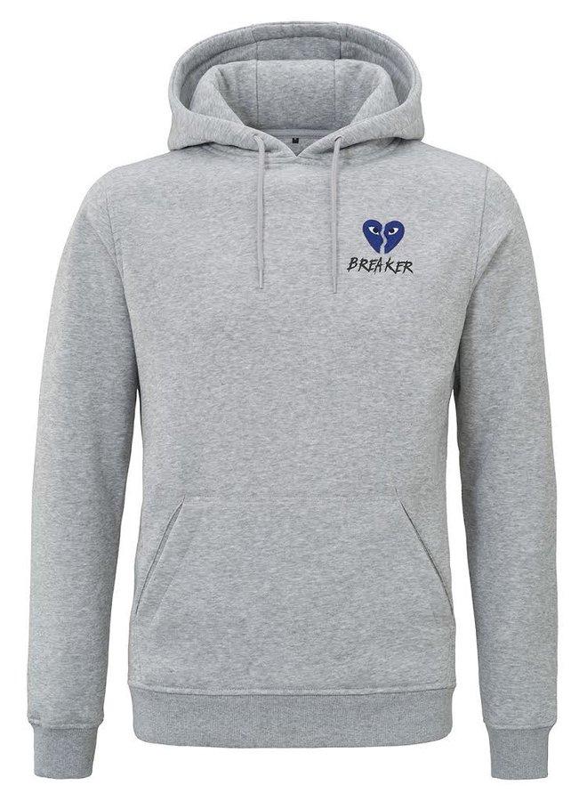 Rivero - Heartbreaker Hoodie Grey