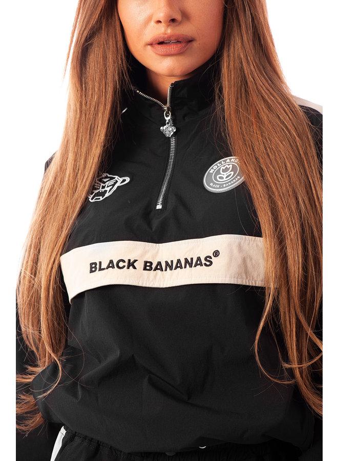 Black Bananas Women - LA Tracksuit Black