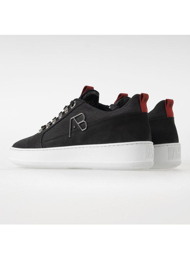 AB Lifestyle - Footwear Nubuck Black