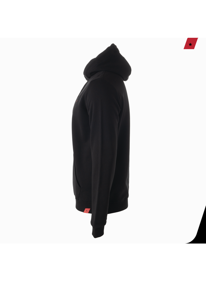 AB Lifestyle - Taped Hoodie Black