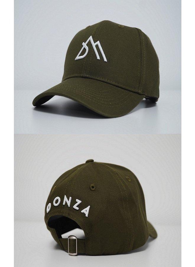 Donza - Cap Khaki Green