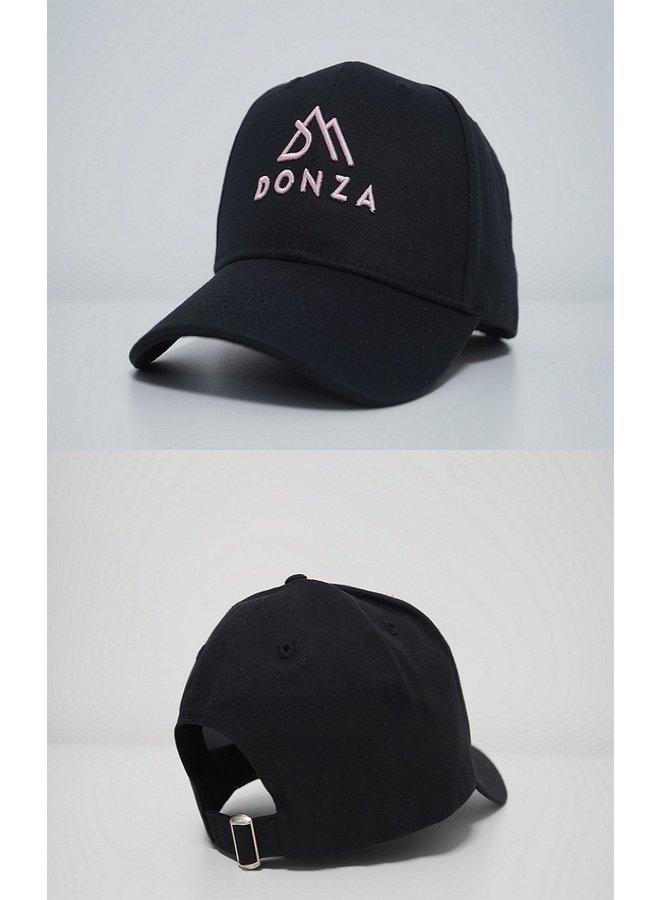 Donza - Cap Black Pink