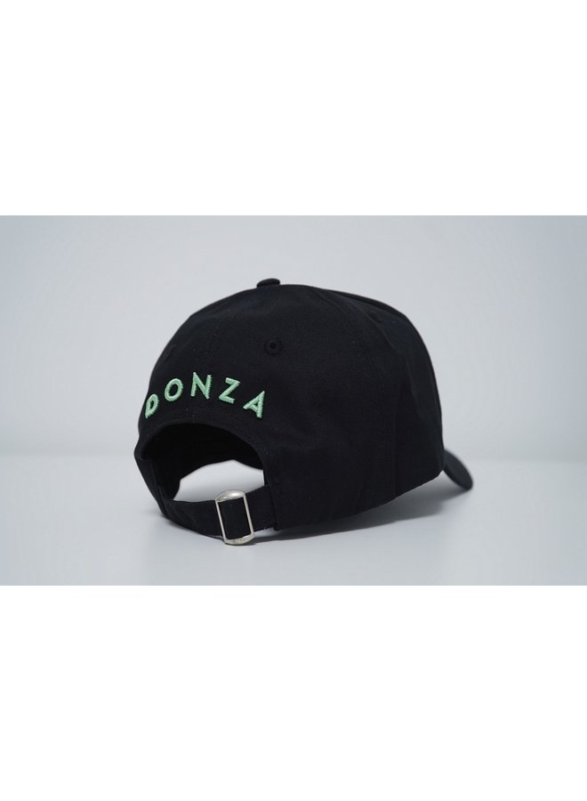 Donza - Cap Black Mint
