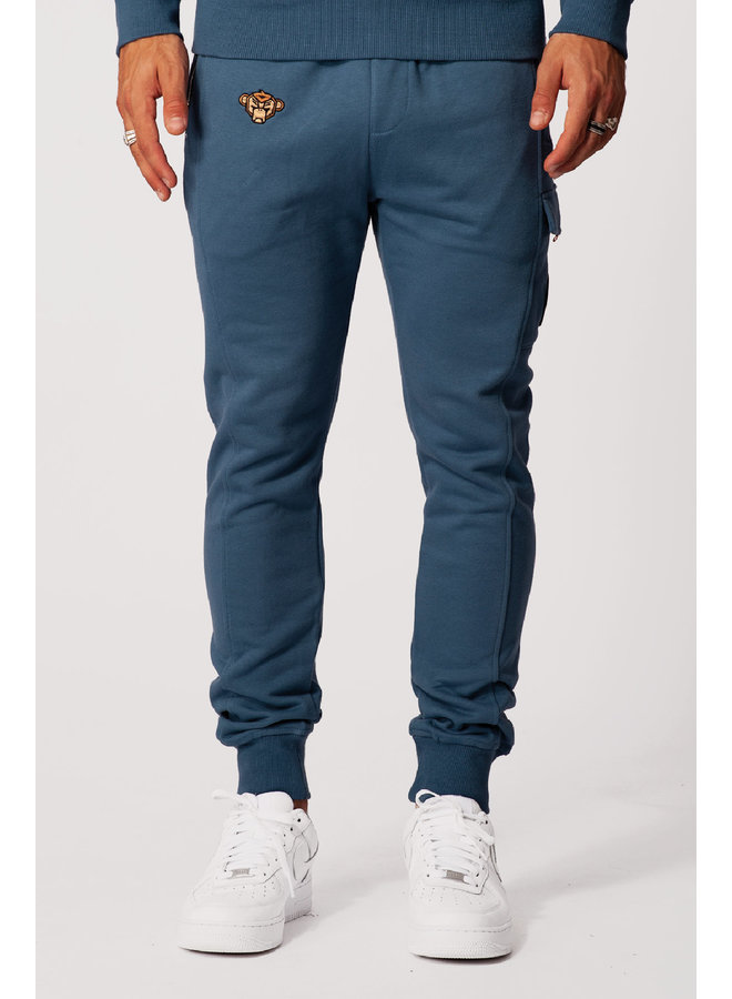 Black Bananas - Statement Jogger Navy