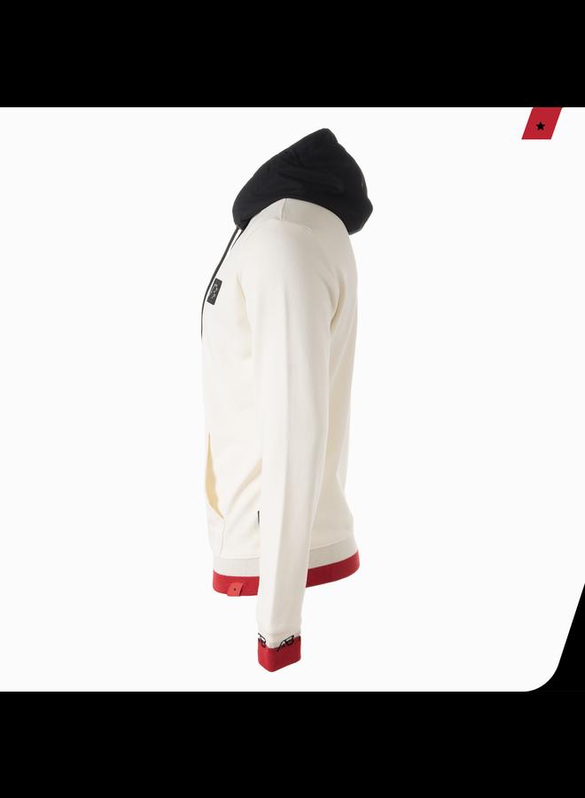 AB Lifestyle - Flag Hoodie White