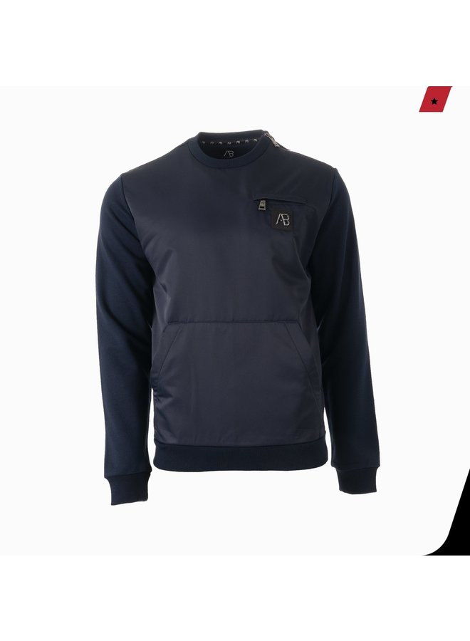 AB Lifestyle - Exclusive Sweater Navy