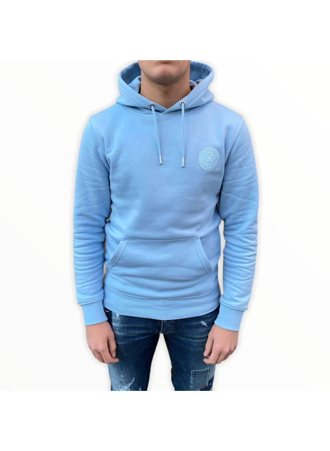 Concept R - Basic Hoodie Light Blue