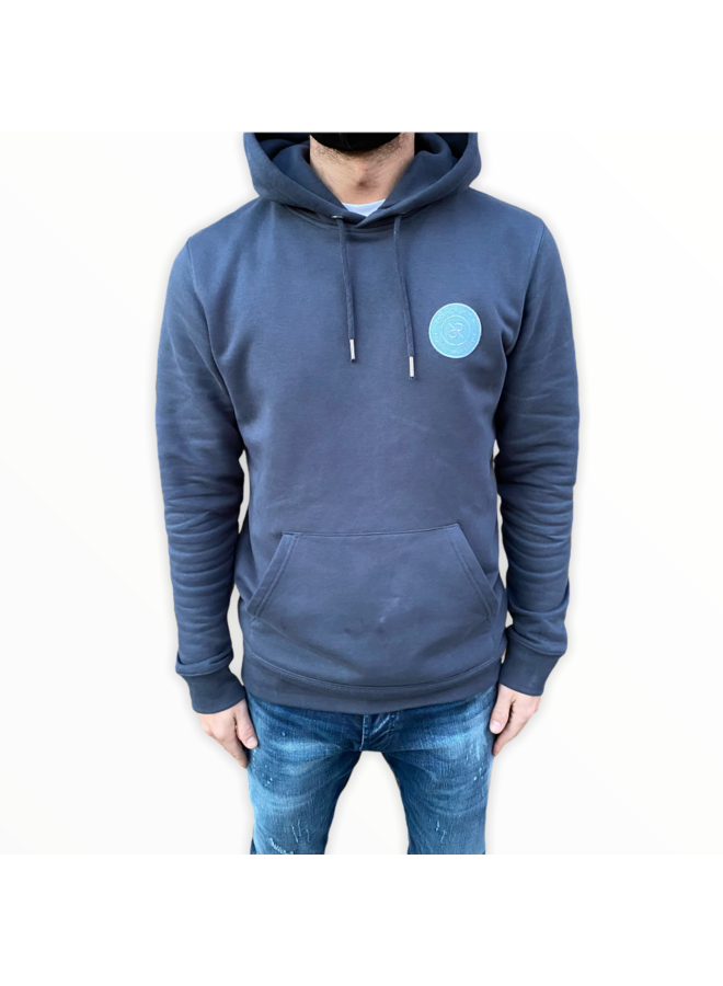 Concept R - Basic Hoodie Navy Blue