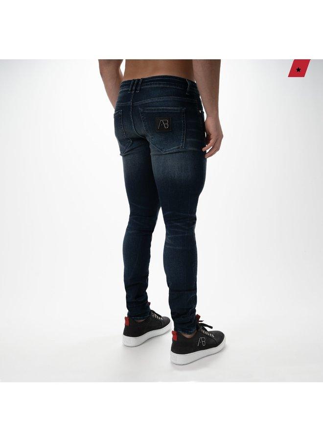 AB Lifestyle - Exclusive Jeans Dark Blue