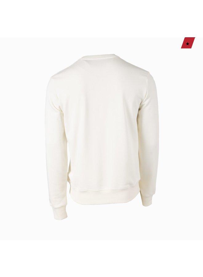 AB Lifestyle - Basic Sweater Off White
