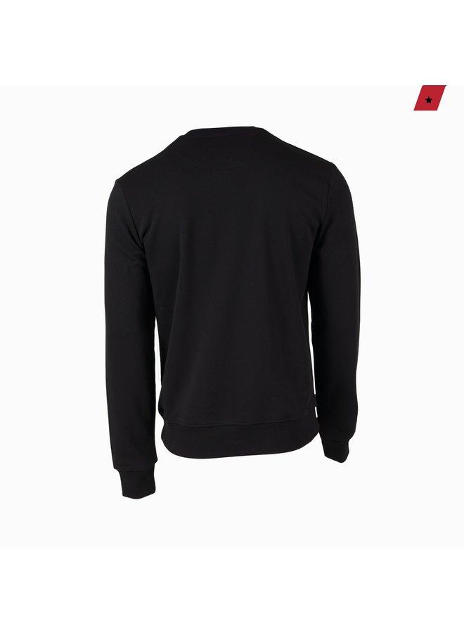 AB Lifestyle - Basic Sweater Phantom Black