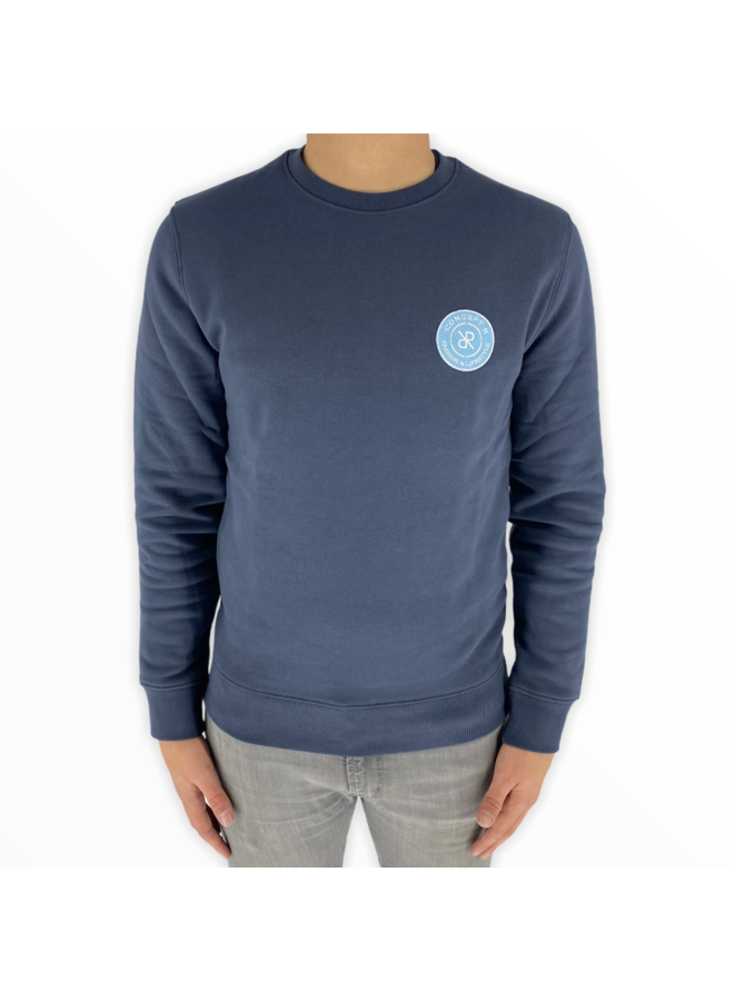 Concept R - Basic Sweater Dark Grey