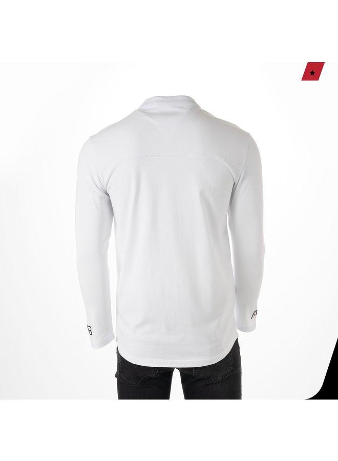 AB Lifestyle - Button Up White
