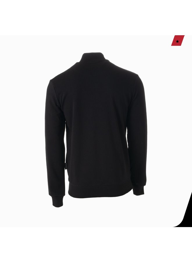 AB Lifestyle - Exclusive Trackjacket Phantom Black