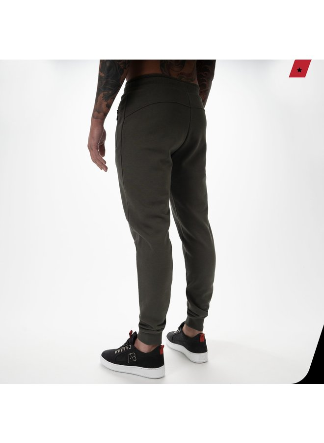 AB Lifestyle - Exclusive Track Pants Army Green