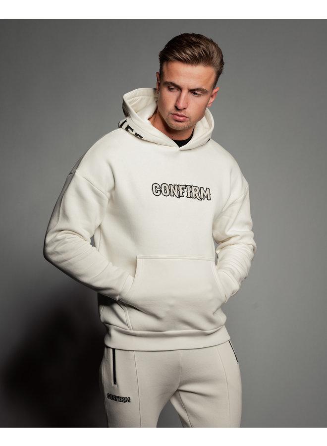 Confirm - Joggingsuit Bandit White