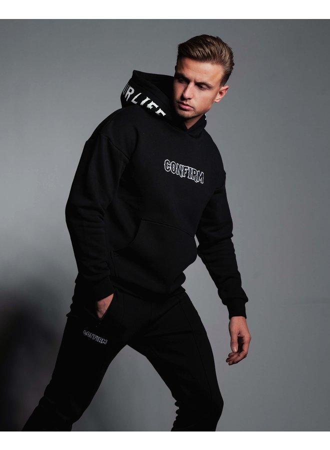 Confirm - Joggingsuit Bandit Black