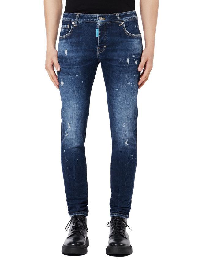 My Brand - Denim Way Striped Jeans