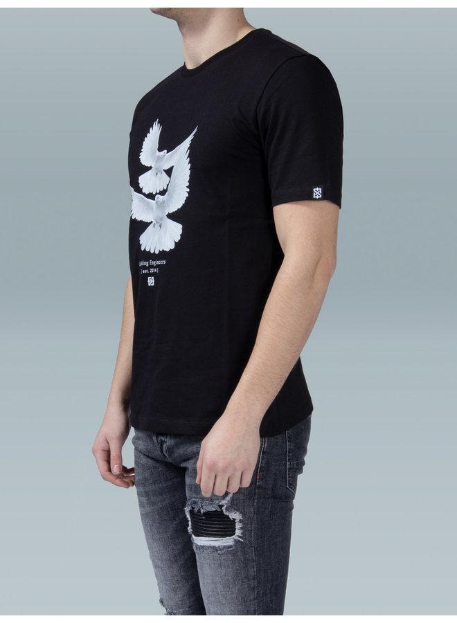 XPLCT Studios - Symbol Tee Black