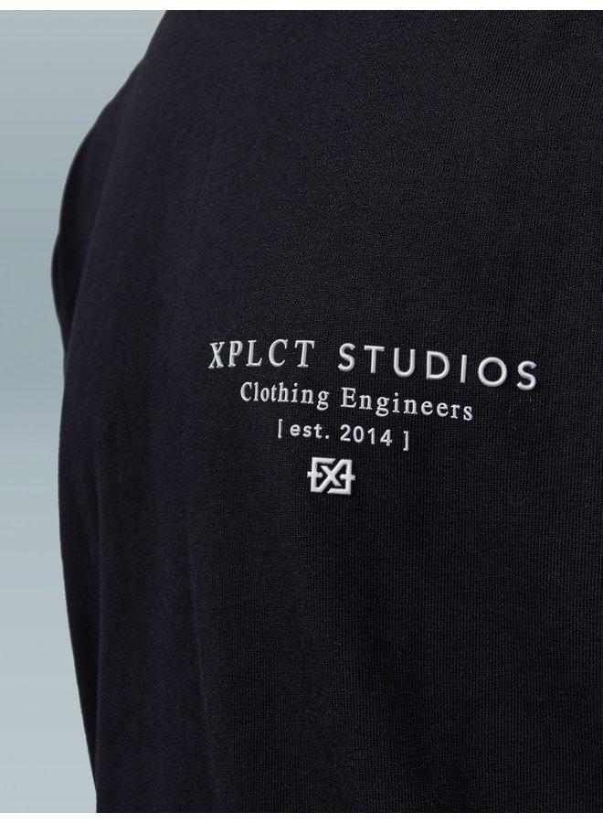 XPLCT Studios - Creator Tee Black Green