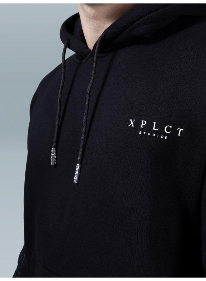 XPLCT Studios - Link Hoodie Black