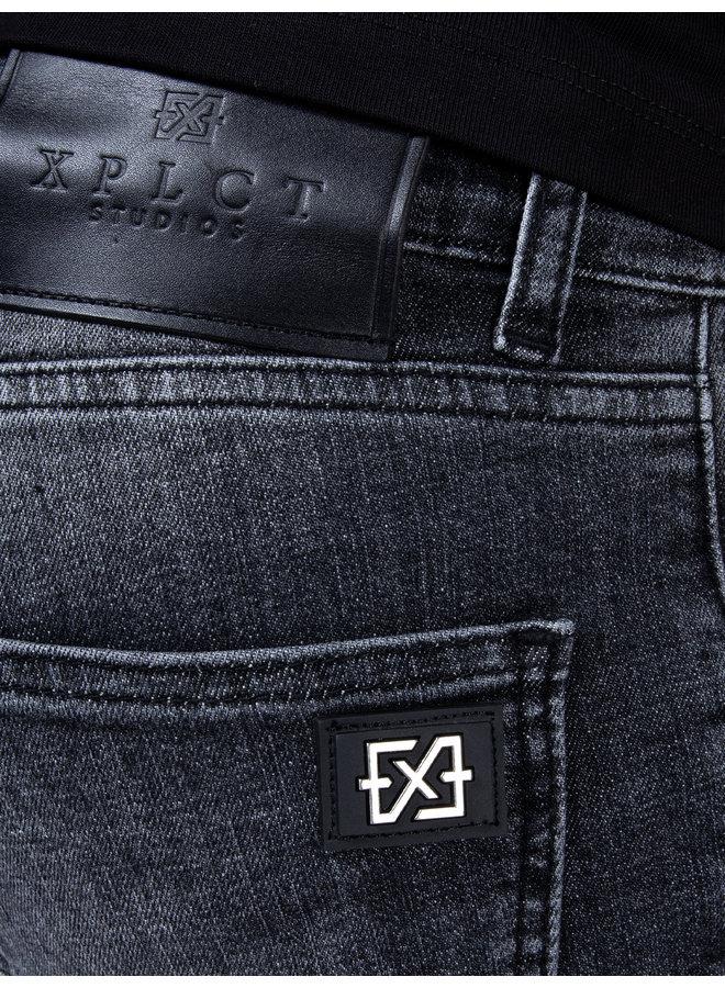 XPLCT Studios - Luther Jeans Dark Grey