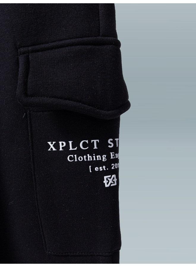 XPLCT Studios - Studio Jogger 2.0 Black