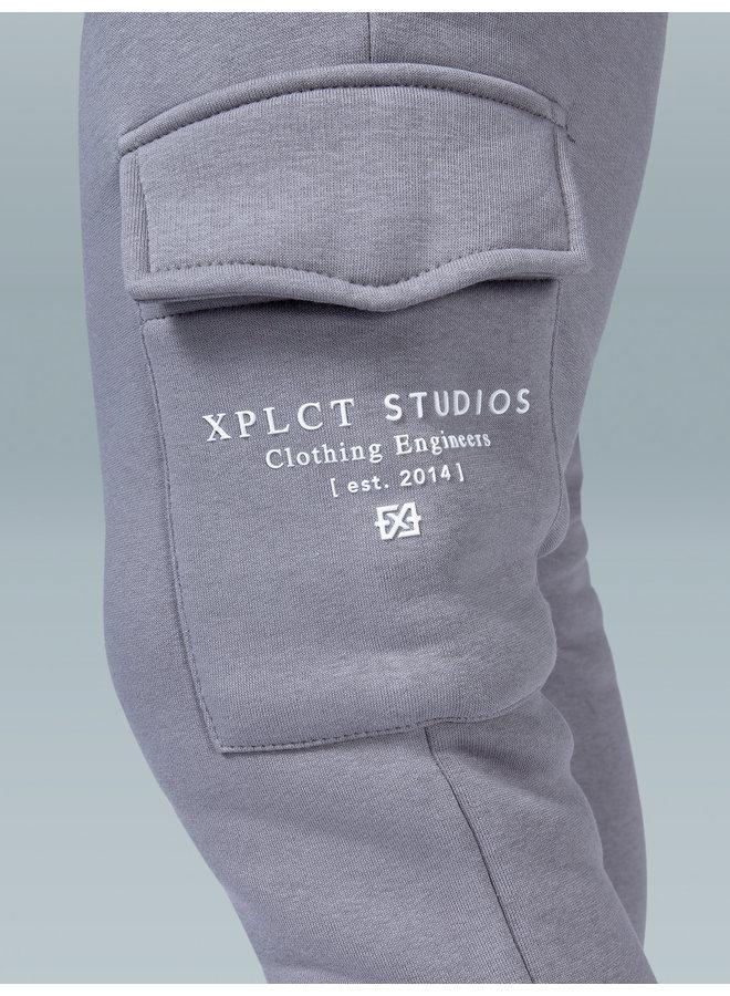 XPLCT Studios- Studio Jogger 2.0 Grey