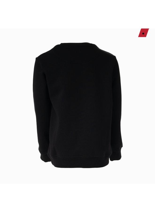 AB Lifestyle Kids - Basic Sweater Phantom Black
