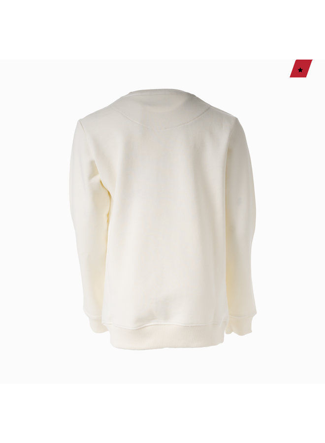 AB Lifestyle Kids - Basic Sweater Off White